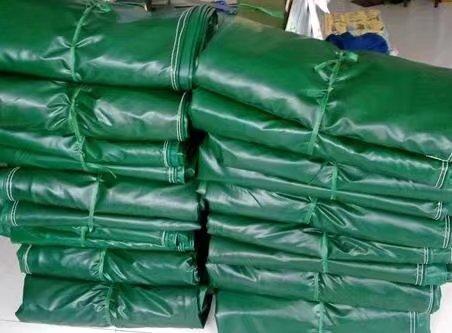Pvc không ướt dầu vải chống màu nước nhựa dao cạo vải nhà máy chế biến trực tiếp