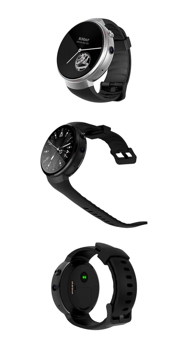 Các nhà sản xuất mới 2018 thời trang đồng hồ thông minh tháo vòng tay ra đồng hồ GPS định vị điện th