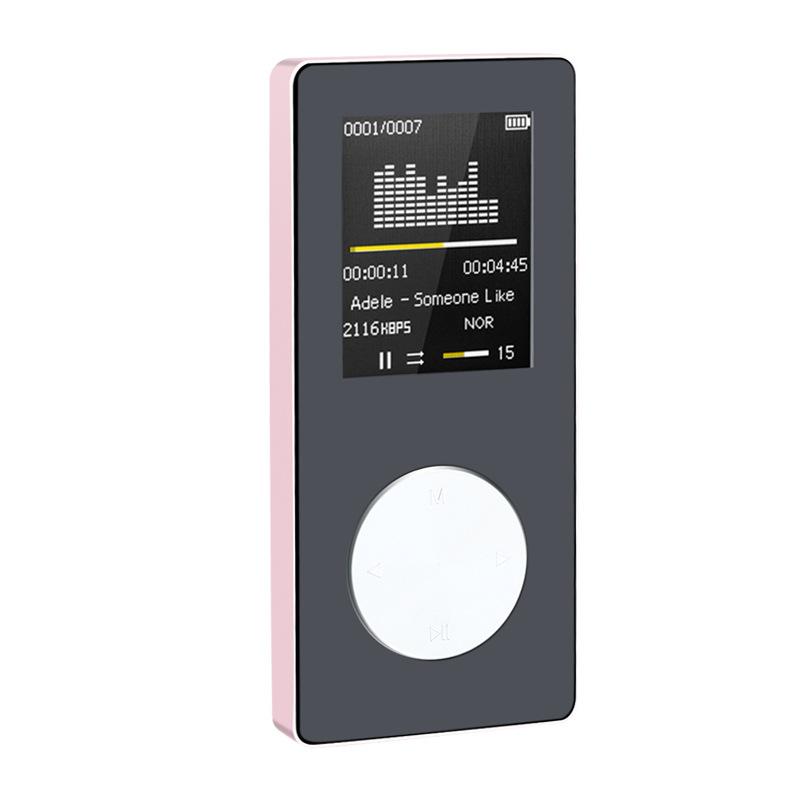 MP3 máy MP4 âm bút có màn hình mini Bluetooth đĩa u mp3|mp4