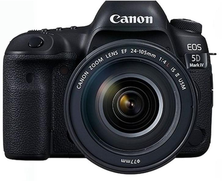 Canon EOS 5D 5D4 Mark IV 24-105 máy ảnh chuyên nghiệp toàn bức tranh camera