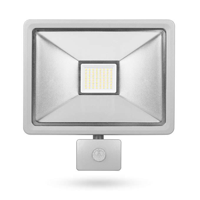 Phần mềm thông minh 10.047.00 (SL1 - dob50) A +, đèn LED - *, 50 W, nhôm, trắng, 27 x 12,62 X 28,15
