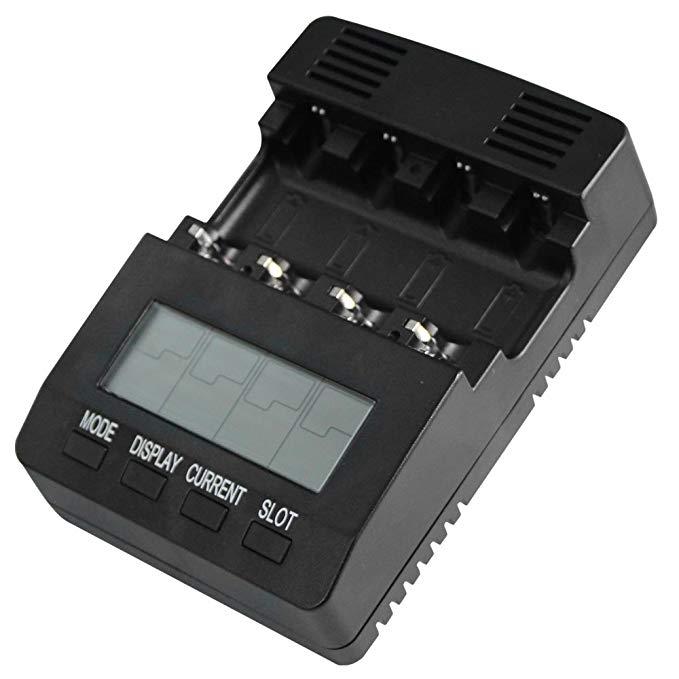 YT Mười Yu sạc thông minh BT-C2000 sạc xả số 5 số 7 pin sạc thông minh phân tích sạc pin sạc