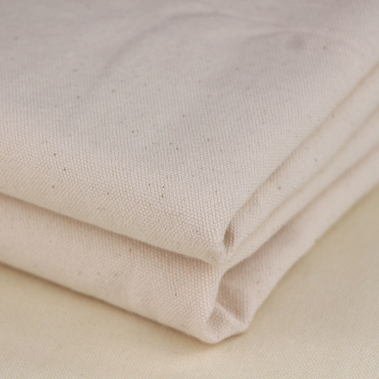Bông vải màu xám / vải / trắng vải 12 ank vải vải tự làm túi xách quần áo túi vải tại chỗ