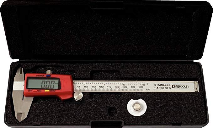 Công cụ KS 300.0532 gọi kỹ thuật số-venier 0 - 150 mm