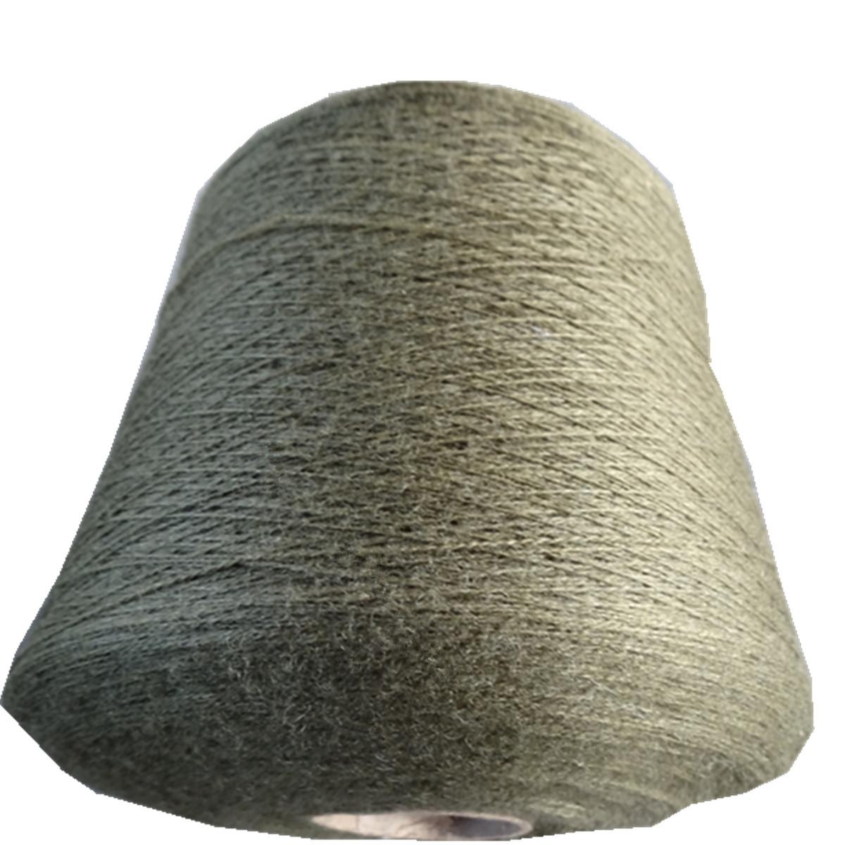 Nhà máy trực tiếp chất lượng cao len nitrile pha trộn sợi 28NM80% W20% Một sợi pha trộn