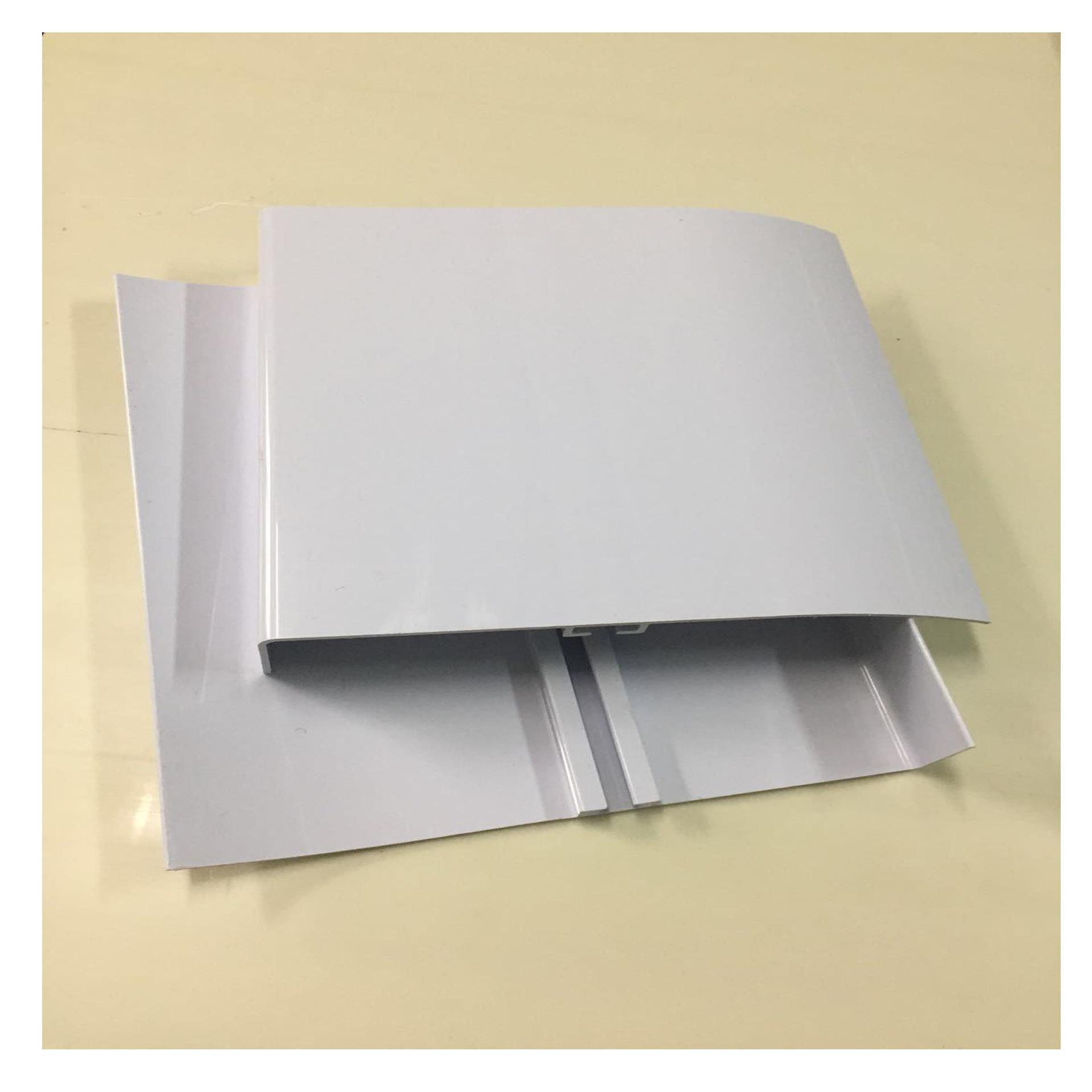 Nhà máy trực tiếp PVC đùn hồ sơ điều hòa không khí kính chắn gió kích thước chính xác đảm bảo chất l