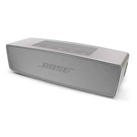 BOSE soundlink Loa Bluetooth Mini II Màu xám nhạt