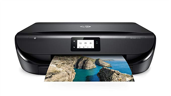Máy in HP HP ENVY đa chức năng, Đen đen 5,6 cm Màn hình cảm ứng
