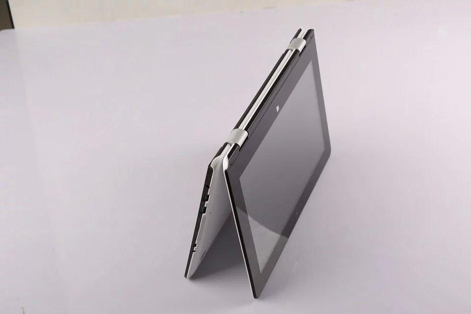 11.6 inch mới win10 laptop chạm vào phiến gấp laptop bán buôn gói bưu