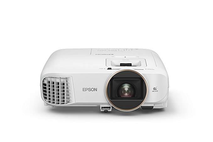Máy chiếu phim tại nhà Epson Epson EH-TW5650 / Máy chiếu trò chơi (FHD 2500 Lumens) - Trắng