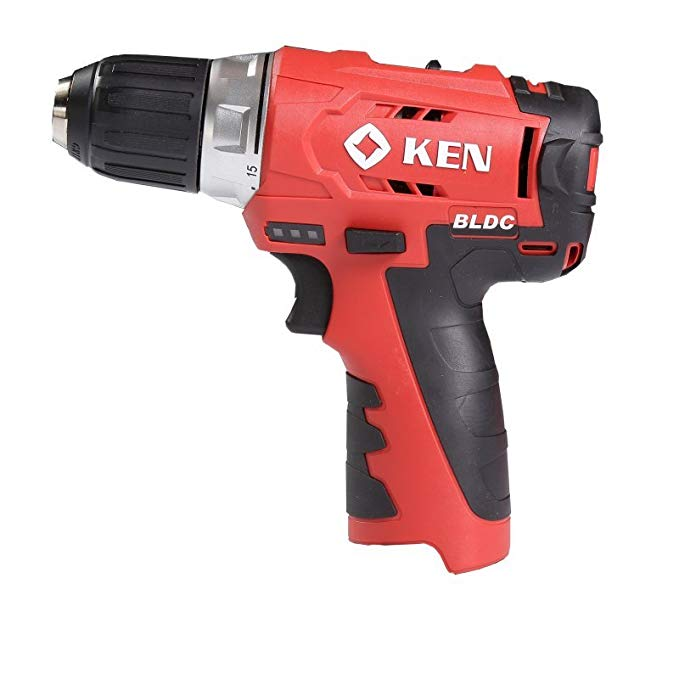 Không chổi than điện screwdriver sạc khoan điện gia dụng khoan tay khoan lithium 12 V power tools br