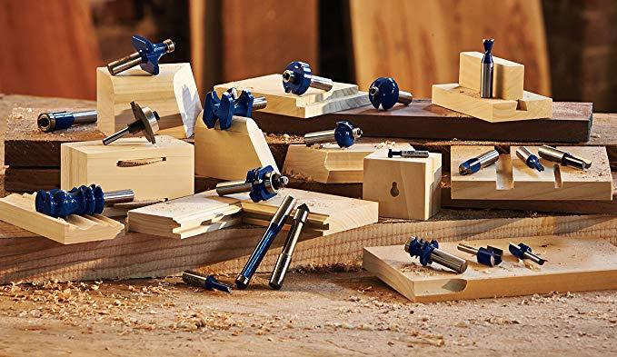 IRWIN tool 1901039 marples top bracket thẳng cutter với 3 / X 152.4 cm 0.32 cm trục gá