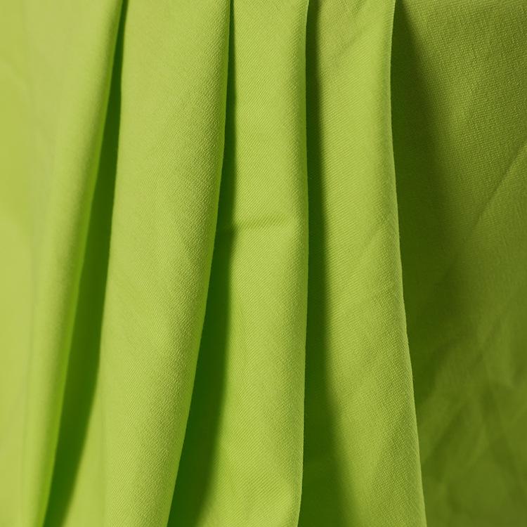 Băng sứ bông băng giá bông jersey 26 s dệt kim spandex vải Mùa Xuân và mùa hè cotton T wicking da vả