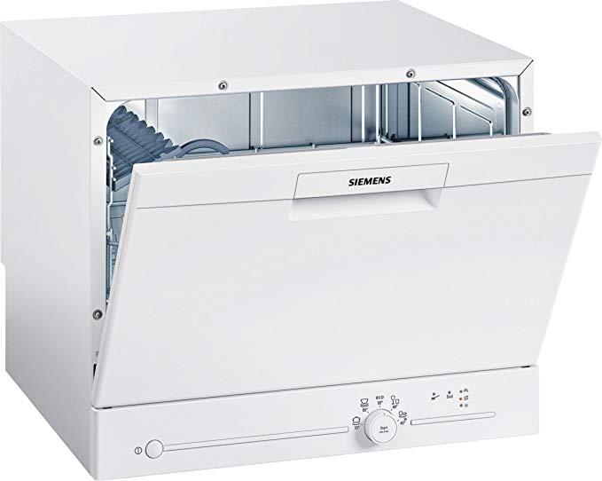 Siemens Siemens SK25E203EU iQ100 tốc độ nhỏ gọn - Máy rửa chén / A + / 6 MGD / Trợ lý liều / Cực kỳ