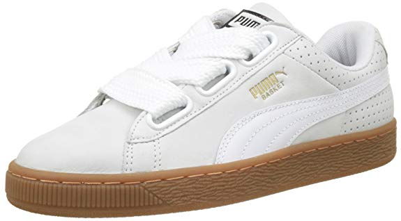 Giày thể thao nữ đế cao su Puma Basket