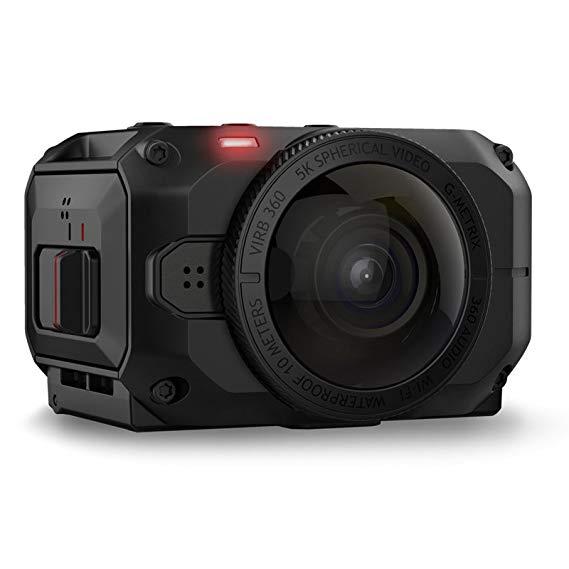 Camera chuyển động GPS GARMIN Garmin VIRB 360 5.7K HD 360 ° camera chuyển động toàn cảnh 360 độ