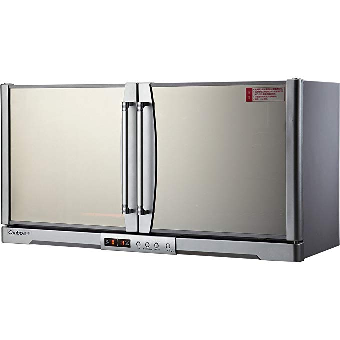 Canbo Kangbao Đài Loan dual-sử dụng tủ khử trùng Phân vùng nhiệt độ cao và thấp Ngang tủ khử trùng g