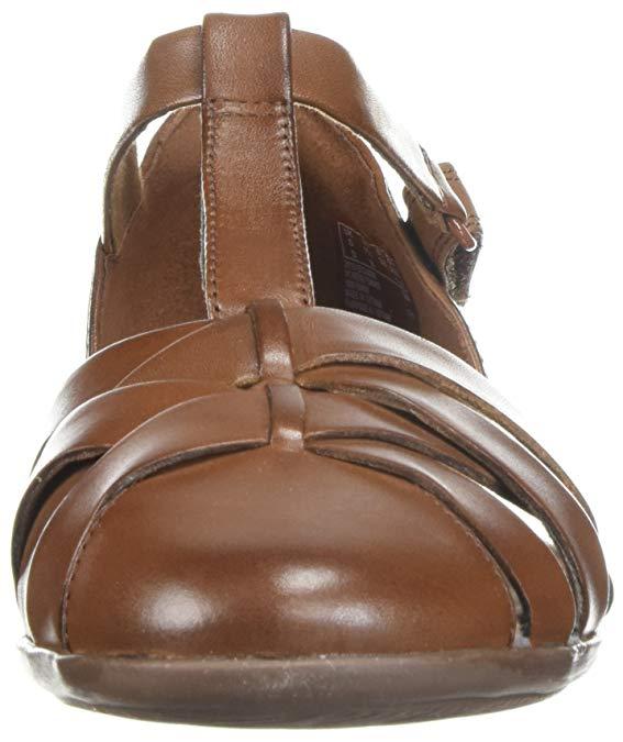 Giày da sandal nữ Clarks gracelin Mary JANE