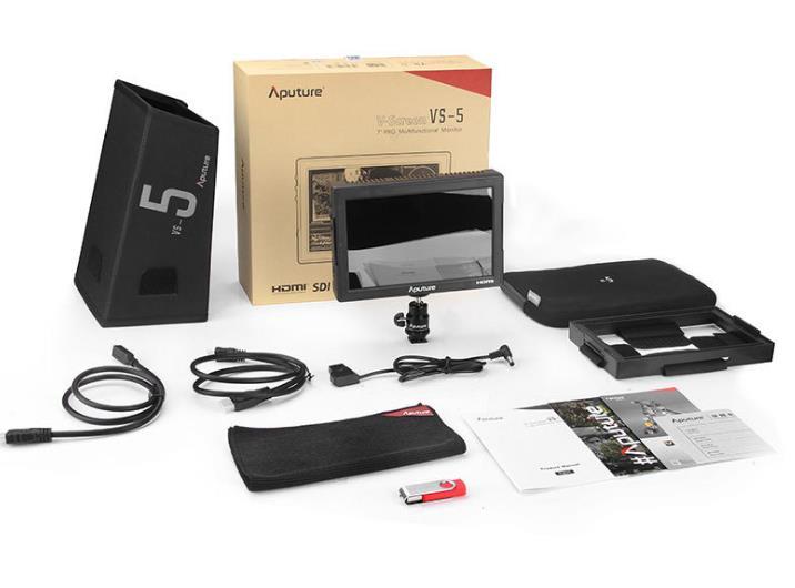 Tình hình SDI Marcus VS-5 7 inch màn hình độ nét cao chụp ảnh màn hình máy ảnh máy quay giám đốc vi