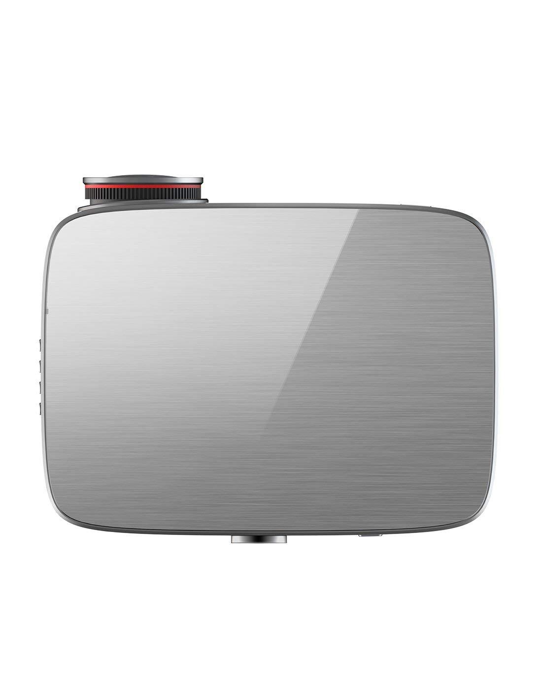 JmGO đậu máy gia dụng thông minh 1080p a6 hỗ trợ độ nét cao cỡ nhỏ WiFi gia đình tích hợp loa không