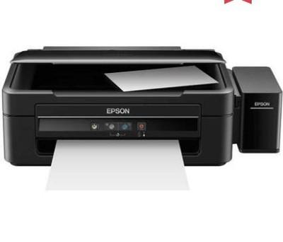 Máy in phun màu Epson L383 bản sao một mực loại máy văn phòng cho L360 nhà kho