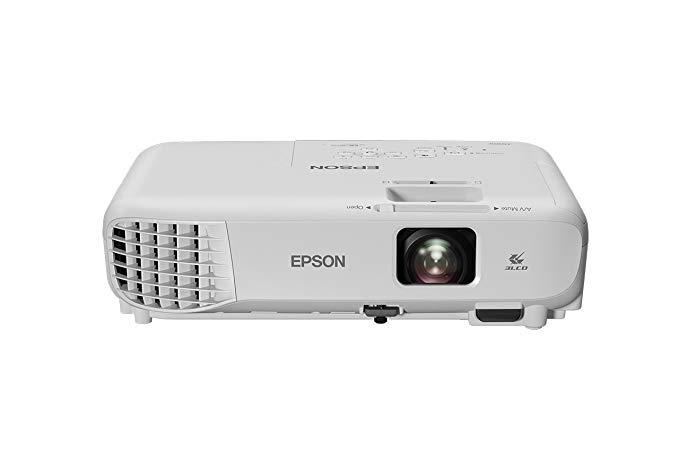 Máy chiếu Epson Epson EB-W05 WXGA 3300 - Trắng