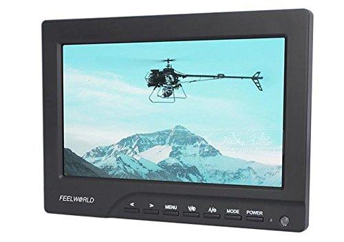 Fu Weide 7 inch 5d3 HD HDMI máy ảnh SLR màn hình với đỉnh hỗ trợ tập trung FW-689HD