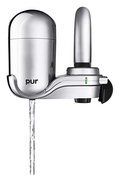 Máy lọc nước cao cấp PUR FM-3700B Chrome