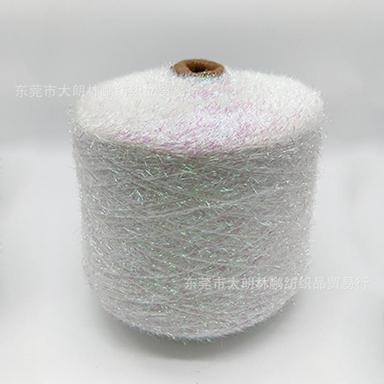 Màu sợi thủy tinh variegated Sợi Fancy Sợi Sợi đặc biệt Không chói sợi thủy tinh màu Spot bán buôn