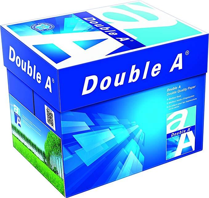 Double A bản sao giấy A4 80g (5 gói)