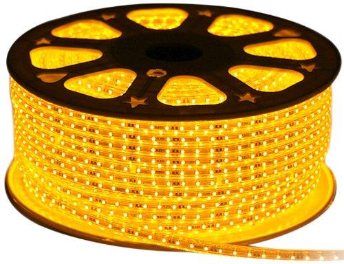 Thời trang Ferson đèn LED với siêu nổi bật vá 3528/60 P 7.2 Wát 220 V khe cắm tối đèn dải mềm 1 m /