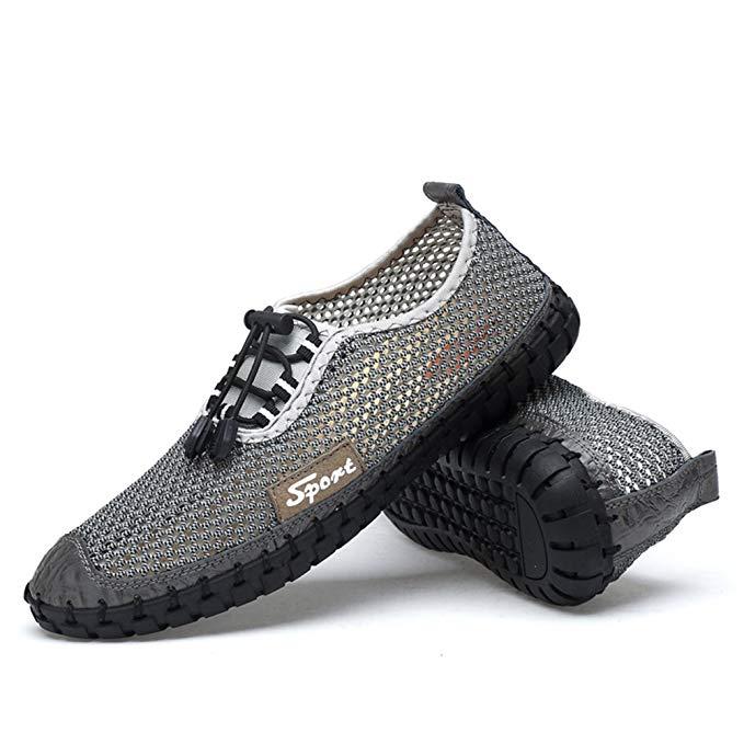Giày lưới thể thao nam FeO DvKe QX50-9013V