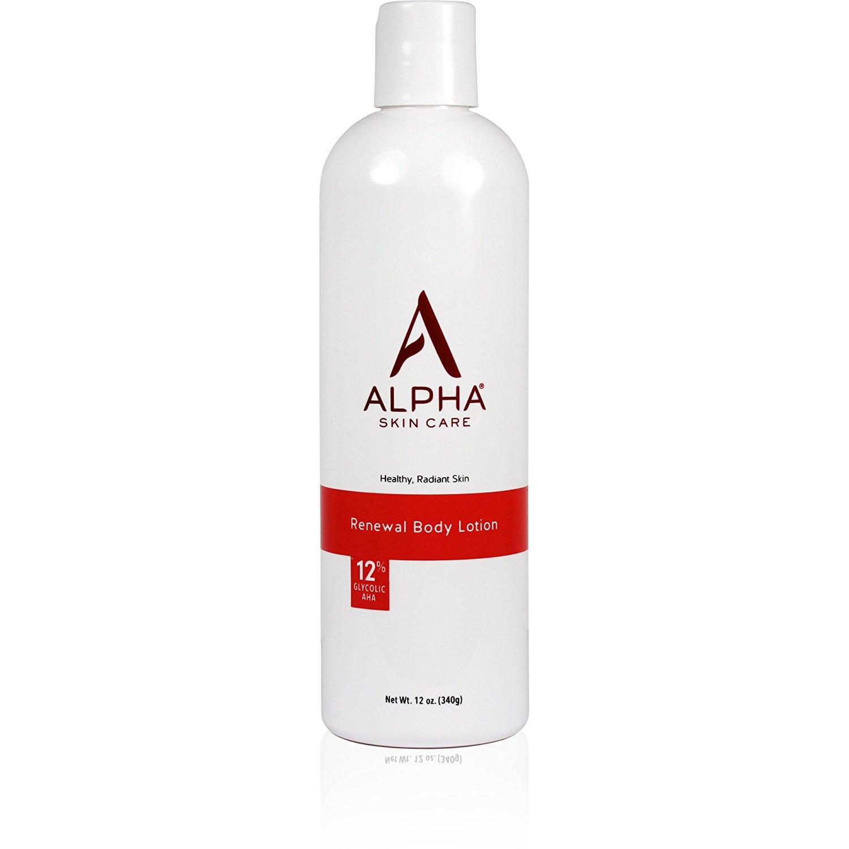 Alpha Skin Care vậy nó có cơ thể quả toan Silky sữa pH 4.0 12 oz (khoảng 340g)