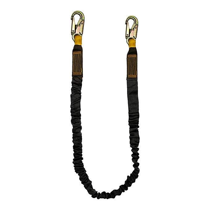 Fusion leo 1,2 m 2,5 inch được xây dựng trong sốc hấp thụ mùa thu bảo vệ * dây buộc dây đeo thép khó