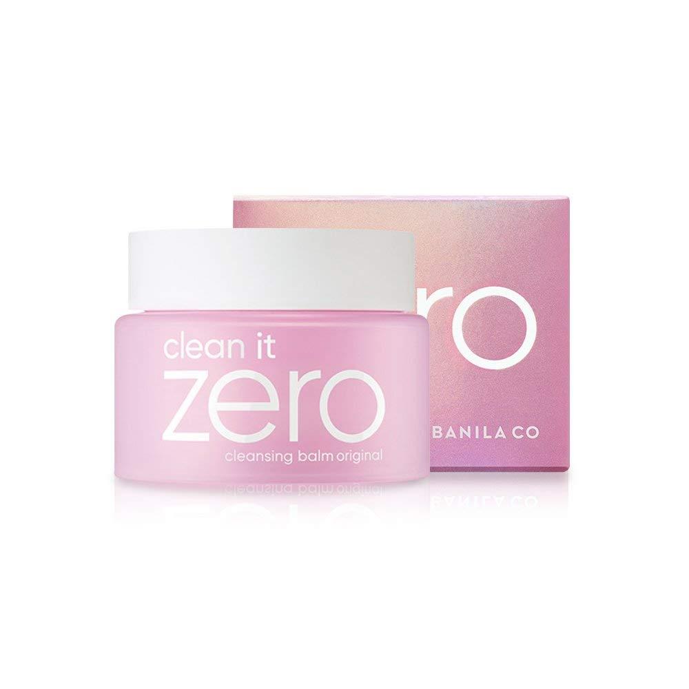 Banila Co. Lan loại bỏ lớp trang điểm nhẹ nhàng sâu sắc hồng xức dầu 100ml/ Box (Korea Brand)
