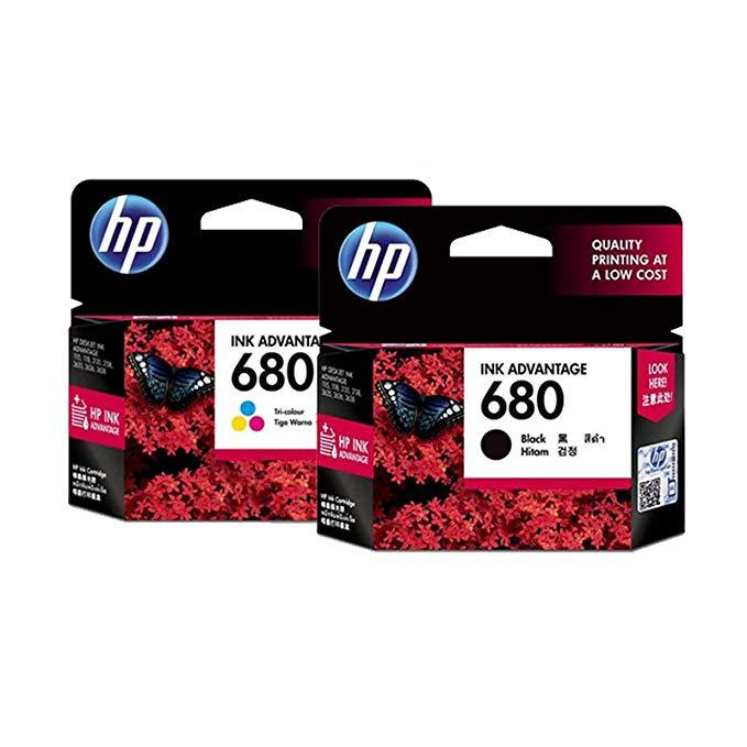 Bộ hộp mực HP 680 HP