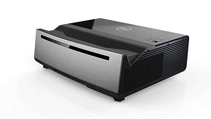 Máy chiếu kỹ thuật số cao cấp 4 K ULTRA HD s718ql - 5000 lumens 4 K Ultra HD (3840 x 2160) siêu ngắn