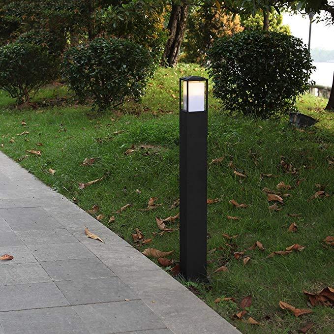 Hiện đại tối giản lawn ánh sáng không ướt kem chống nắng lawn ánh sáng vườn biệt thự cộng đồng lối đ