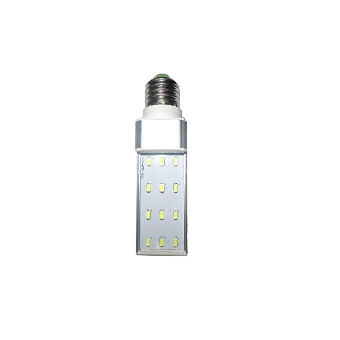 Liang hình sáng ánh sáng dẫn 3W 4 thanh dẫn ngang cắm ánh sáng một mặt ánh sáng ngô ánh sáng lớn vít