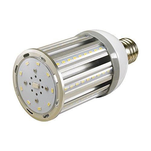 Bóng đèn LED ngô chiếu sáng 50 K E 27,27 W, Trắng, 200 x 91 mm
