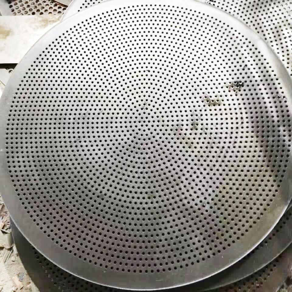 Anping đấm nhà sản xuất net tùy chỉnh chế biến đấm tấm lỗ tròn lỗ mạng tấm kim loại đục lỗ net