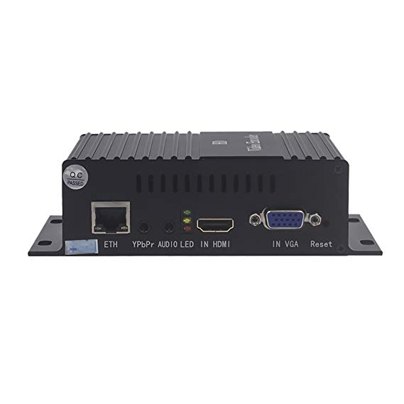 Giống như bộ mã hóa HD H.264 đơn 3D T8000A (thành phần VGA HDMI)