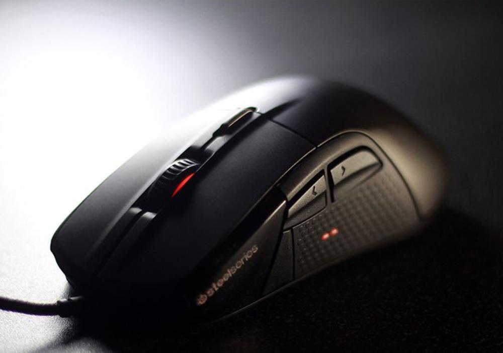 Giải vô địch SteelSeries Duệ RIVAL 700 nối thông minh quang học trò chơi con chuột 1680 triệu màu án