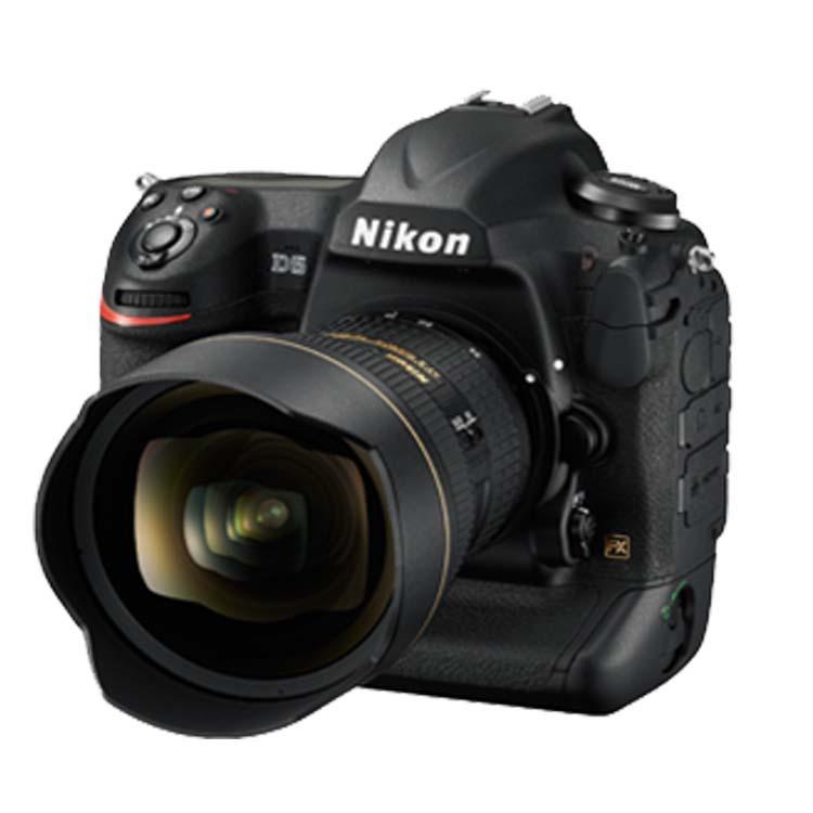 Hạng máy ảnh Nikon hung khói đôi khe thẻ WiFi 4K video độ nét cao cả bức tranh chạm vào màn hình