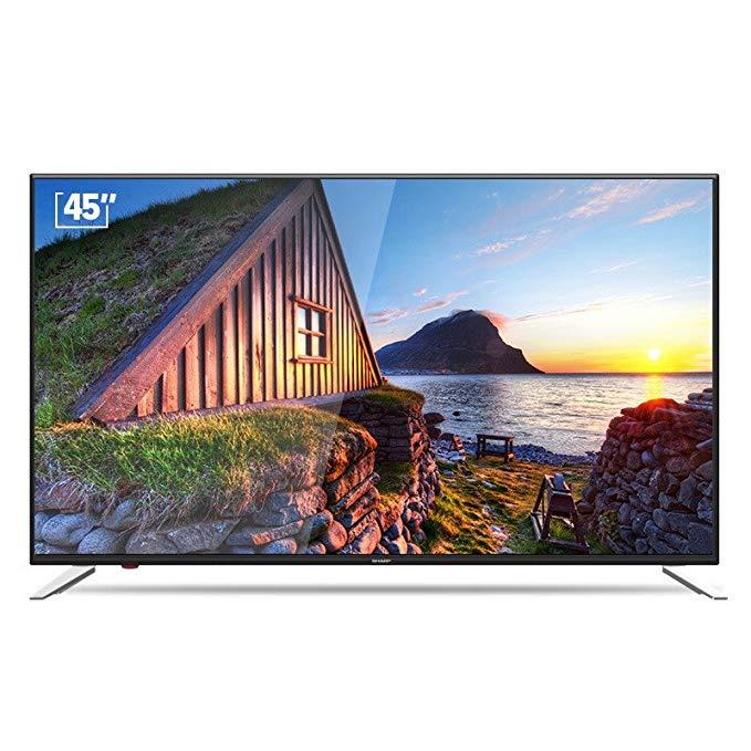SHARP Sharpe LCD-45SF470A 45 inch HDRName Smart TV plasma bảng bằng giọng nói