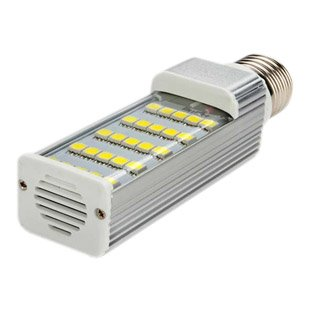 Liang hình sáng ánh sáng dẫn 5W 4 thanh dẫn ngang cắm ánh sáng một mặt ánh sáng ngô ánh sáng lớn vít