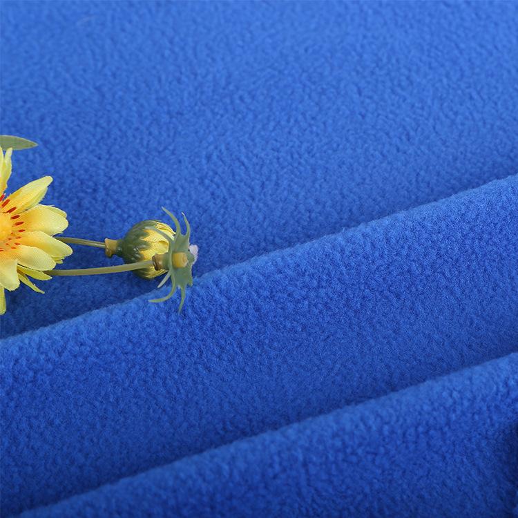 Bàn chải đôi duy nhất lắc lông cừu dệt kim flannel mùa thu và mùa đông cổ điển quần áo áo vải đa gra