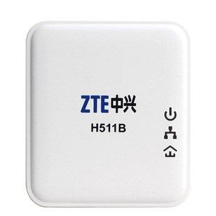 ZTE ZXHN H511B 500 M Wallmount Bộ Chuyển Đổi Dòng Điện ZXHN H511B 500 M Wallmount Power Line Adapter