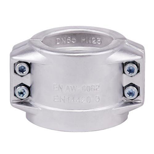SME hợp kim nhôm ốp lát DIN2817 kẹp ống EN14420-3 hose ống kẹp kẹp hose clamp (100x8)