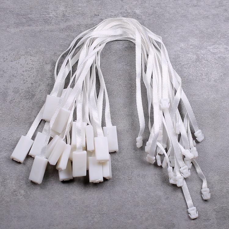 Ribbon treo hạt vuông khóa phổ treo hạt treo dây treo chuỗi băng treo hạt quần áo treo hạt tại chỗ